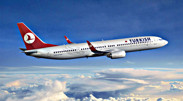 Turkish Airlines сократили рейсы